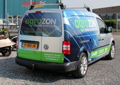 Agrozon - VW Caddy Maxi 5