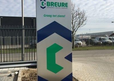 Breure - zuil (2)