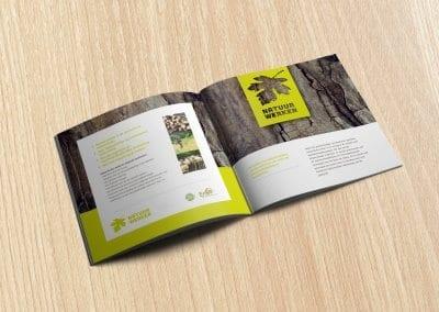 Brochure huisstijl laten ontwerpen
