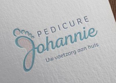 Johannie huisstijl laten ontwerpen
