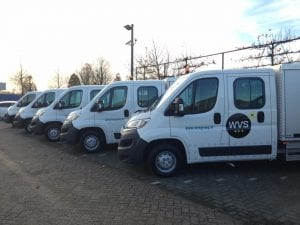 WVS Transport Vans